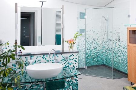 chestha.com | mosaik idee fußboden - Ideen Badezimmer Fliesen