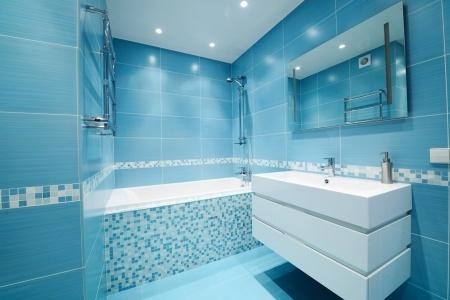 mosaik im bad - Badezimmer Mosaik