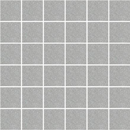 Gut British Stone Mosaik Fliese Von Kermos 5x5cm In Anthrazit,grau Und Beige In  R10/