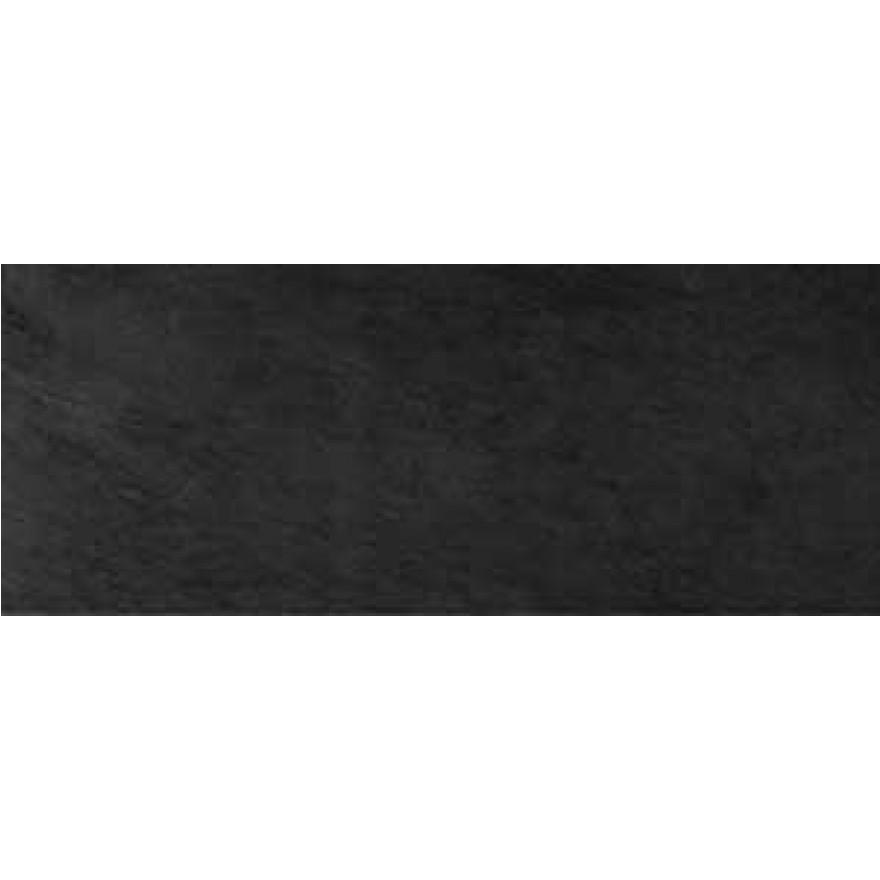 Wandfliese 20x50cm Schwarz Kermos Smart