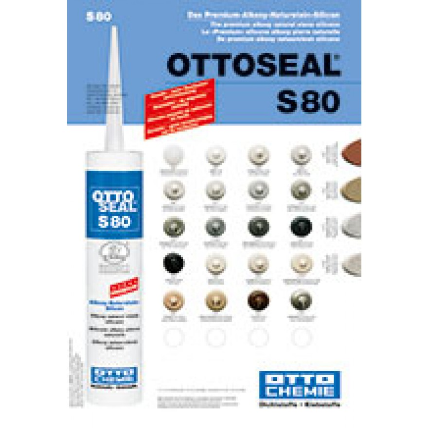 ottoseal s 80 premium alkoxy naturstein silikon von otto. Black Bedroom Furniture Sets. Home Design Ideas